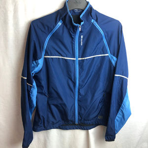 Sugoi Versa Jacket Large Vest 2 In 1 Cycling